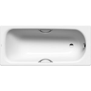 Стальная ванна Kaldewei Saniform Plus Star 170х70 с отверстиями для ручек (133500010001) цена