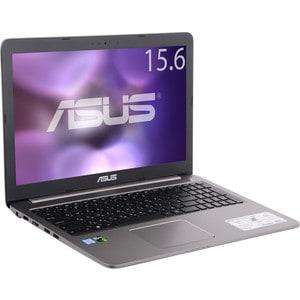 Фотография товара игровой ноутбук Asus K501UX-DM282T i7-6500U 2500MHz/8Gb/1T/15.6''FHD AG/NV GTX950M 2G/no ODD/BT/Win10 (725720)