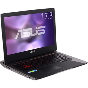Игровой ноутбук Asus G752VS-BA228T i7-6700HQ 2600MHz/8Gb/1T+256G SSD/17,3FHD 120Hz AG IPS/NV GTX1070 8Gb DDR5 ноутбук asus gl552vw i7 6700hq 90nb09i3 m08520