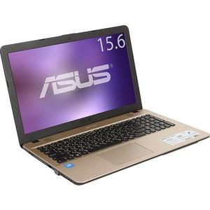 Ноутбук Asus X541SA-XX119T Celeron N3060 1600MHz/2G/500G/15.6 HD GL/Intel HD/noODD/BT/Win10 ноутбук asus k751sj ty020d 90nb07s1 m00320
