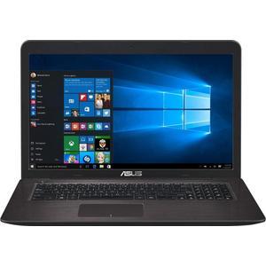 Игровой ноутбук Asus X756UQ-T4216T i3-6100U 2300MHz/6G/1T/17.3 FHD AG IPS/NV 940MX 2GB DDR5/DVD-SM/BT/Win10 ноутбук asus x756uv ty077t core i3 6100u 4gb 500gb nv 920mx 1gb 17 3 hd dvd win10