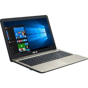 Ноутбук Asus X541NA-GQ245T Celeron N3350 1100MHz/4G/500G/15.6HD AG/Intel HD 500/noODD/BT/Win10 ноутбук asus x553sa xx137d 15 6 intel celeron n3050 1 6ghz 2gb 500tb hdd 90nb0ac1 m05820