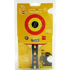 Ракетка для настольного тенниса Stiga Aggressive ракетка для настольного тенниса torres sport 1 tt0005