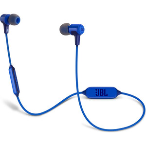 Наушники JBL E25BT blue наушники jbl jr300bt blue