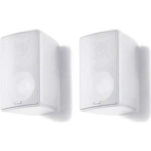 Полочная акустика Canton Plus XL.3 white настенная акустика canton pro xl 3 white