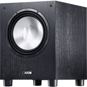 Сабвуфер Canton SUB 10.3 black