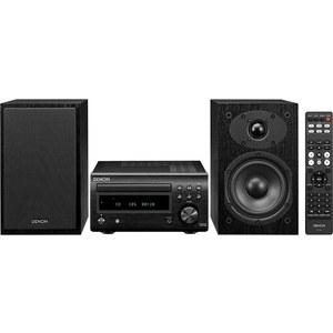 Фотография товара музыкальный центр Denon D-M41 black (726134)