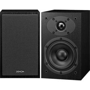 Полочная акустика Denon SC-M41 black cd ресивер denon rcd m41 silver
