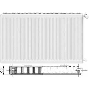 Радиатор отопления Korado 11К 500х700