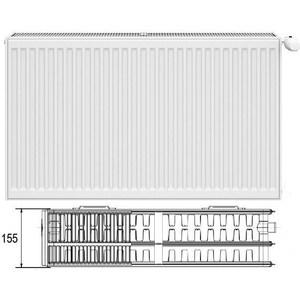 Радиатор отопления Korado 33К 500х1400 стальной панельный радиатор copa 22 500х1400