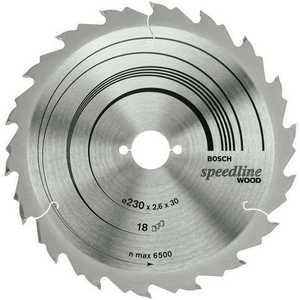 Диск пильный Bosch 190х30мм 12зубьев Speedline Wood (2.608.640.800) диск пильный bosch по дереву 85x15мм 20 зубьев