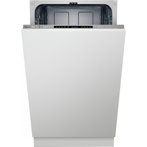 Встраиваемая посудомоечная машина Midea MID45S320 вытяжка встраиваемая midea e60meb0v02 серебристый