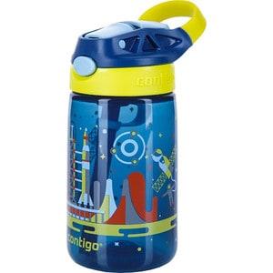 Детская бутылочка для воды 0.42 л Contigo Gizmo Flip (contigo0742) синий