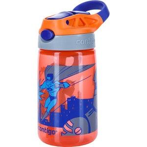 Детская бутылочка для воды 0.42 л Contigo Gizmo Flip (contigo0745) красный детская бутылочка для воды 0 42 л contigo gizmo flip contigo0745 красный