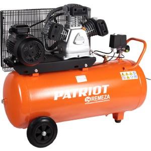 Компрессор ременной PATRIOT REMEZA СБ 4/С-100 LB 40 компрессор ременной remeza сб 4 с 100 lb 40 в вертик