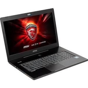 Игровой ноутбук MSI GS72 6QE-436RU i7-6700HQ 2600 MHz/16G/1T+256G SSD/17.3