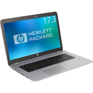 Игровой ноутбук HP Probook 470 i5-7200U 2500MHz/4Gb/1TB/17.3 HD+ AG/NV 930MX 2Gb/Cam HD/BT/DVD-SM ноутбук hp probook 470 y8b04ea core i7 7500u 8gb 1tb 17 3 nv 930mx 2gb dvd dos