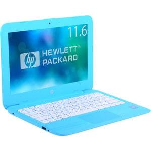 Ноутбук HP Stream 11-y004ur Celeron N3050 1600MHz/4Gb/32Gb SSD/11.6'' HD/WiFi/BT/Cam/Win 10