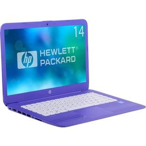 Ноутбук HP Stream 14-ax001ur Celeron N3050 1600MHz/2Gb/32Gb SSD/14.0'' HD/WiFi/BT/Cam/Win10