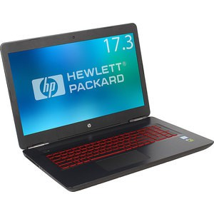 Игровой ноутбук HP Omen 17-w101ur i7-6700HQ 2600 MHz/12Gb/1TB+128Gb SSD/17.3 IPS FHD/NV GTX 1060 6Gb/No ODD/Cam HD/BT/Win10