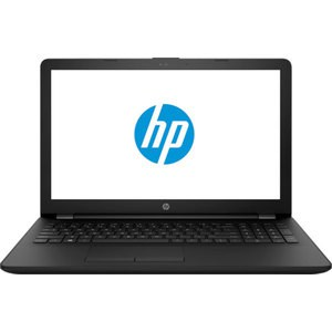 Ноутбук HP 15-bs007ur Celeron N3060 1600MHz/4Gb/128GB SSD/15.6 HD/Int:Intel HD/No ODD/Win10 lenovo ideapad 110 15ibr [80t7009hrk] black 15 6 hd cel n3060 4gb 128gb ssd linux