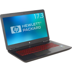 Игровой ноутбук HP Omen 17-w102ur i7-6700HQ 2600 MHz/16Gb/1TB+256Gb SSD/17.3 IPS UHD/NV GTX 1070 8Gb/No ODD/Cam HD/BT/Win10 игровой ноутбук msi gt80s 6qe 295ru i7 6820hk 2700mhz 32gb 1tb 256gb ssd 18 4 fhd ag ips nv gtx980m 8gb ddr5 bd writer bt backlight win10