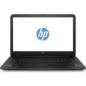 Ноутбук HP 17-bs007ur Celeron N3060 1600MHz/4Gb/500Gb/17.3 HD/Int: Intel HD/DVD-RW/Win10 ноутбук asus x751sa ty004d celeron n3050 1 6ghz 17 3 4gb 500gb dvd hd graphics dos black 90nb07m1 m01100