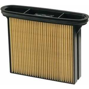 Фильтр Bosch для пылесоса 2шт GAS 50/GAS 50M для сухой пыли (2.607.432.016) фильтр bosch для пылесоса gas50 2шт полиэстер 2 607 432 017
