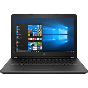 Ноутбук HP 14-bs008ur Pentium N3710 1600MHz/4Gb/500Gb/14.0 HD/Int Intel HD/No ODD/Cam/DOS ноутбук hp 15 bs025ur 1zj91ea intel n3710 4gb 500gb 15 6 dvd dos black