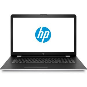Игровой ноутбук HP 17-bs015ur i5-7200U 2500MHz/8Gb/1TB+128Gb SSD/17.3 HD+ AG/AMD 530 2GB/DVD-RW/Win10 ноутбук dell vostro 5468 core i5 7200u 4gb 1tb nv 940mx 2gb 14 0 win10 grey