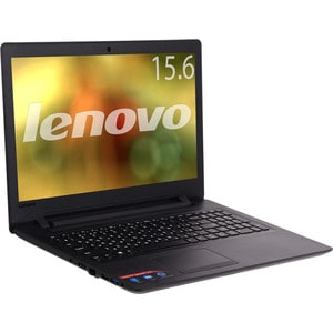 Ноутбук Lenovo IdeaPad 110-15IBR Pentium N3710 1600MHz/2Gb/500Gb/15.6HD GL/Int:Intel HD/DVD-SM/DOS