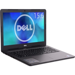 Ноутбук Dell Inspiron 5567 i3-6006U 2000MHz/4G/1T/15,6HD/AMD R7 M440 2GB/DVD-SM/BT/Linux ноутбук hp 15 bs027ur 1zj93ea core i3 6006u 4gb 500gb 15 6 dvd dos black