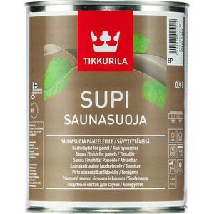 Лак для сауны TIKKURILA Supi Saunasuoja ( Супи Саунасуоя ) 2.7л.
