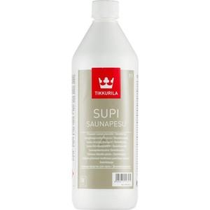 Моющее средство для сауны TIKKURILA Supi Saunapesu ( Супи Саунапесу ) 1л.
