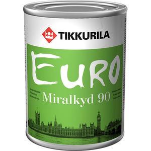 Эмаль универсальная TIKKURILA Euro Miralkyd 90 ( Евро Миралкид 90 ) база С 0.9л.