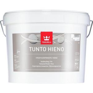 Декоративное покрытие TIKKURILA Tunto Hieno ( Тунто ) мелкозернистое база АР 2.7л.