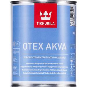 Грунтовка TIKKURILA Otex Akva ( Отекс Аква ) адгезионная 2.7л.