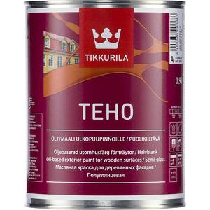 Краска масляная TIKKURILA Teho ( Техо ) полуглянц. база С 9л. free shipping 10 pcs mf74zz flanged bearings 4x7x2 5 mm flange ball bearings lf 740zz