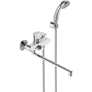 Смеситель для ванны Vidima Next (BA372AA) смеситель для ванны vidima vidima ретро телефон ba126aa