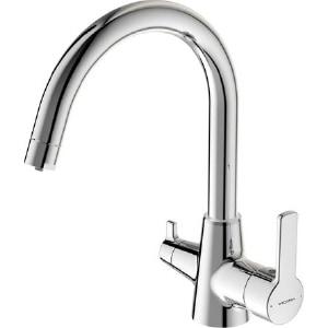 Смеситель для кухни Vidima Uno с подключением фильтра (BA356AA) uniel ulo cl120 40w nw silver