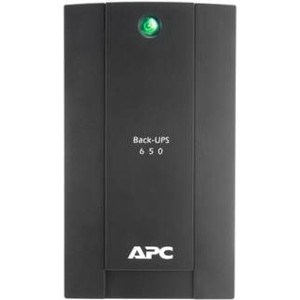 ИБП APC Back-UPS BC650I-RSX 360W/650VA ибп ippon back basic 650 650va 360w rj 11 usb 3 iec