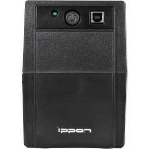ИБП Ippon Back Basic 850 Euro 480W/850VA ибп ippon back basic 850 480w 850va