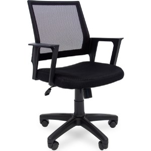 Офисное кресло Русские кресла РК 15 черный