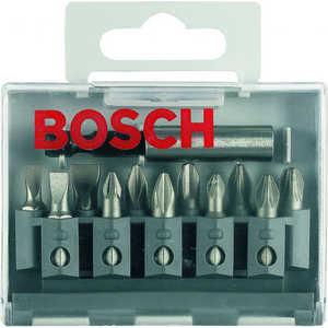 Фотография товара набор бит Bosch 12шт Extra-Hart (2.607.001.923) (72734)