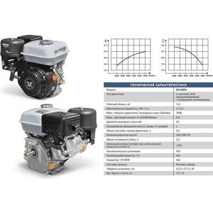 Двигатель бензиновый ZONGSHEN ZS168FA от ТЕХПОРТ