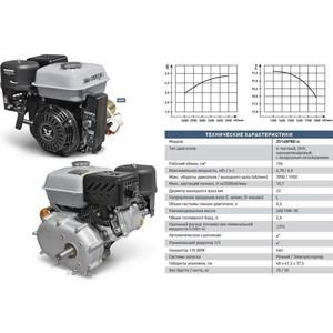 Двигатель бензиновый ZONGSHEN ZS168FBE-4 от ТЕХПОРТ