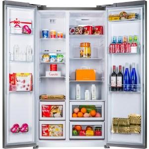 Холодильник Hiberg RFS-490D NFGY все цены