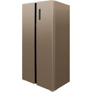 Холодильник Hiberg RFS-450D NFH все цены
