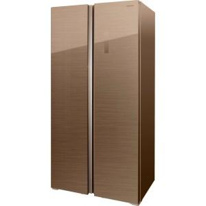 Холодильник Hiberg RFS-450D NFGY все цены
