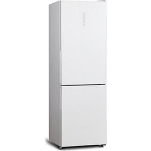 Холодильник AVEX RFC-301D NFGW (белое стекло)
